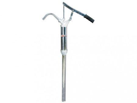 kézi hordópumpa (olajpumpa), pumpálókaros, 50-200L-es hordóhoz