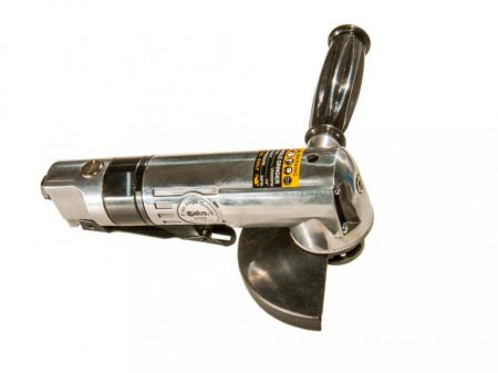 pneumatikus sarokcsiszoló, 125mm, 1.0HP