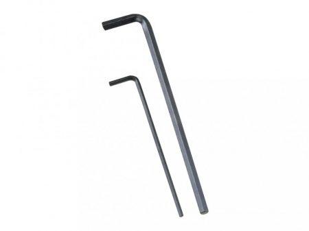 imbuszkulcs, L-alakú hosszú, metrikus, 3.5-ös