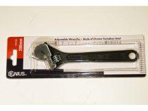 állítható csavarkulcs (villás), 200mm, nyitás: 28mm