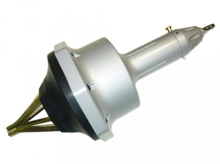 pneumatikus gumiharang felszerelő