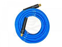 """PVC levegőcső, szerelt, 10m, 1/4"""", Ø8/12.5mm"""