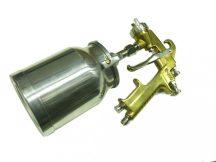 pneumatikus, alsótartályos festékszóró pisztoly, 1.4mm