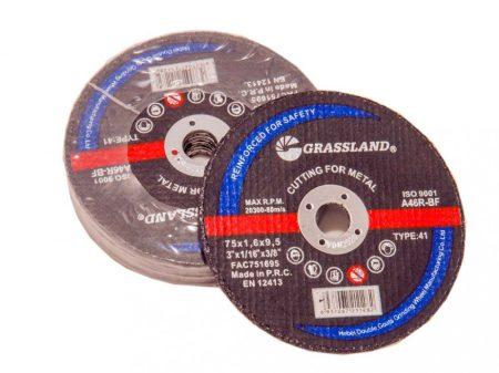 vágókorong (fém), 75x1.6x9.5mm