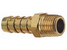 """pneumatikus tömlővéges csatlakozó 10mm-es, 1/4"""" külső menettel"""