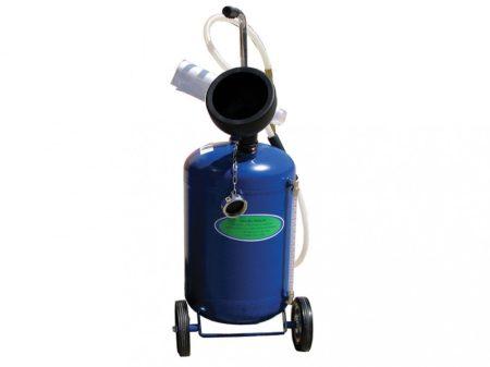 pneumatikus olajadagoló tartály (olajfeltöltő), 30l