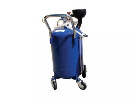 pneumatikus olajadagoló tartály (olajfeltöltő), 65l