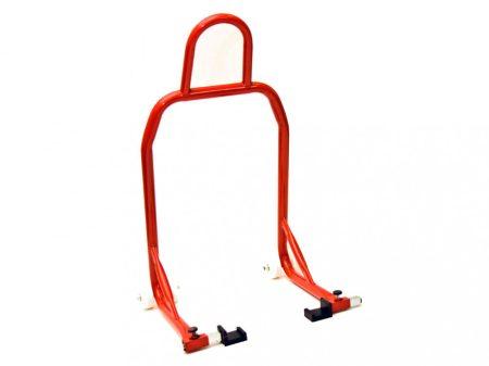villás motorkerékpár emelőállvány, hátsó kerék, 250kg