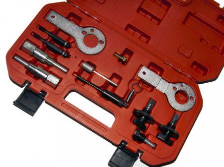 vezérlésrögzítő (vezérműszíj cseréhez) készlet - Fiat, Opel (GM) - 12 darabos