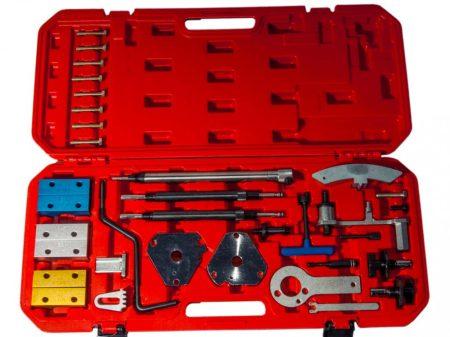 vezérlésrögzítő készlet (Fiat/Alfa Romeo/Lancia), 34 darabos