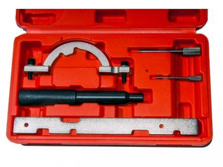 vezérlésrögzítő készlet - Opel 1.0, 1.2, 1.4 lánchajtásos benzin motorhoz - 5 darabos