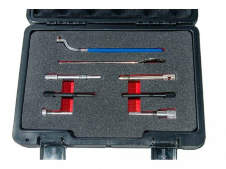 Vezérlésrögzítő-csap készlet - Chrysler, Jeep, LDV - 2.5 2.8 CRD, 8 darabos